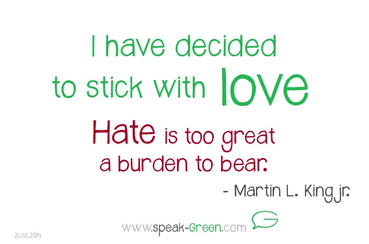 2014-03-21 - stick with love