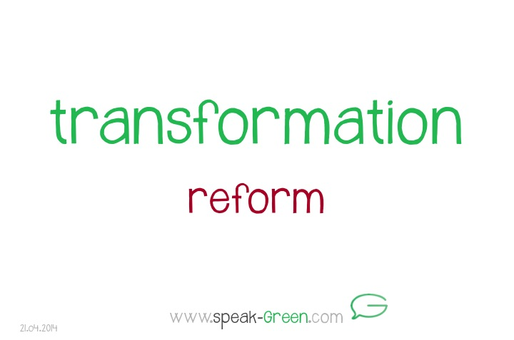 2014-04-21 - transformation