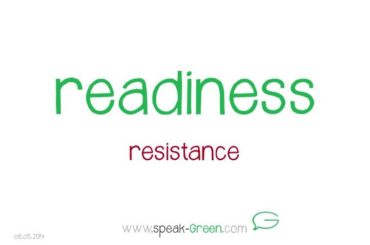 2014-05-08 - readiness
