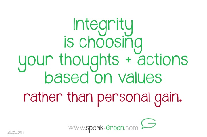 2014-05-23 - integrity