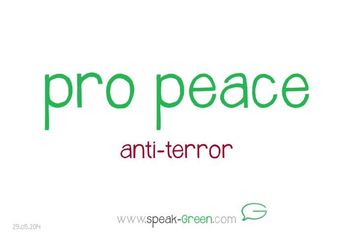 2014-05-29 - pro peace