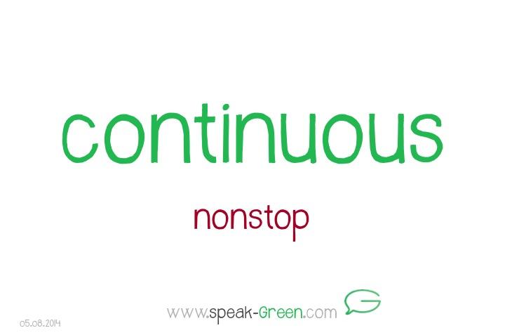 2014-08-05 - continuous