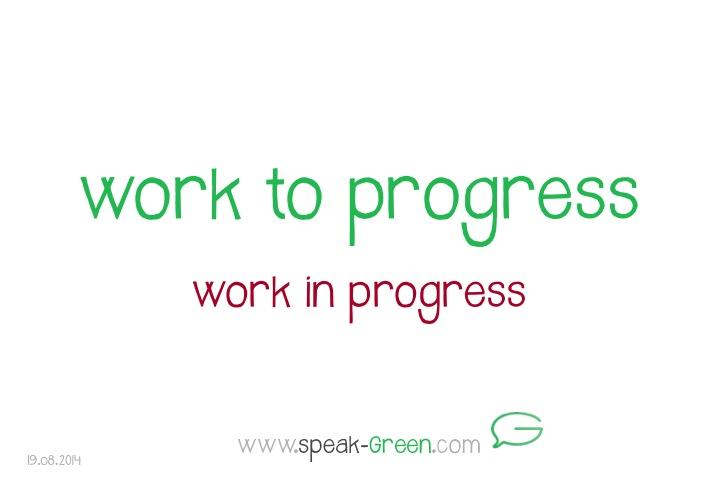 2014-08-19 - work to progress