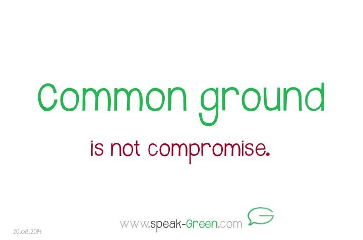 2014-08-20 - common ground
