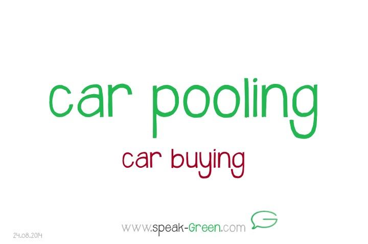 2014-08-24 - car pooling