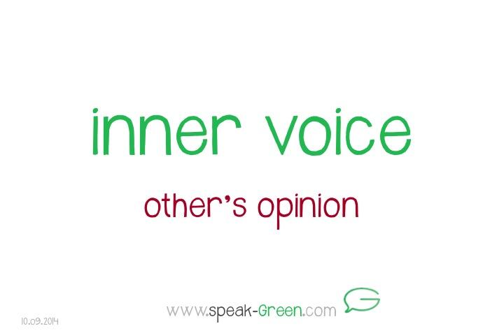 2014-09-10 - inner voice