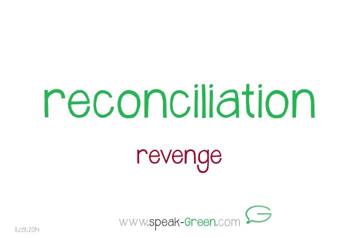 2014-09-11 - reconciliation