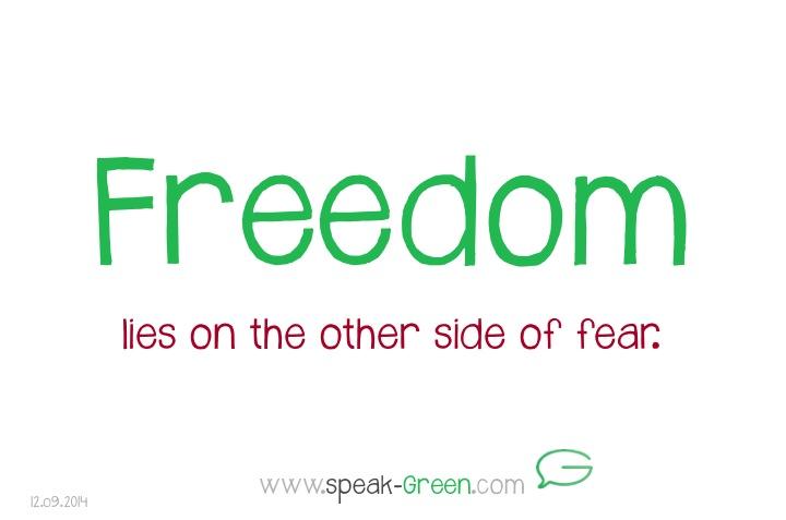 2014-09-12 - freedom