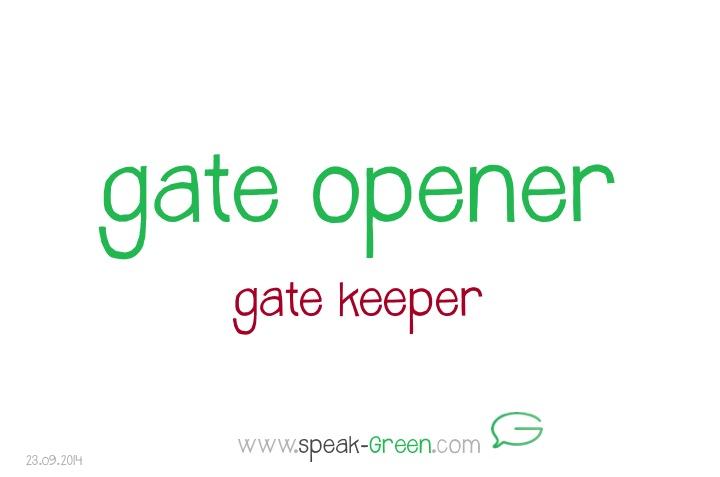 2014-09-23 - gate opener