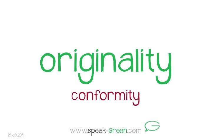 2014-09-29 - originality