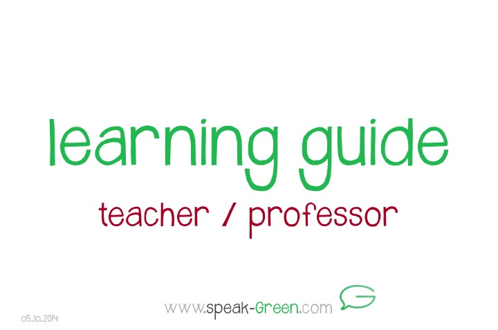 2014-10-05 - learning guide