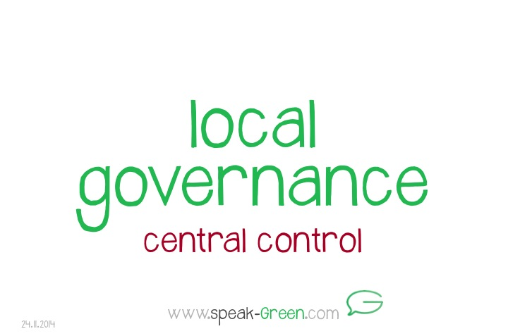 2014-11-24 - local governance