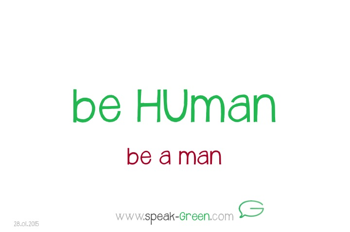 2015-01-28 - be HUman