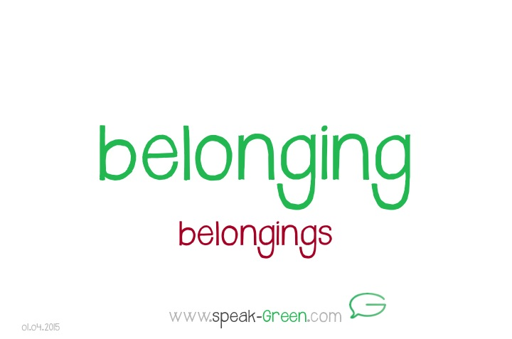 2015-04-01 - belonging