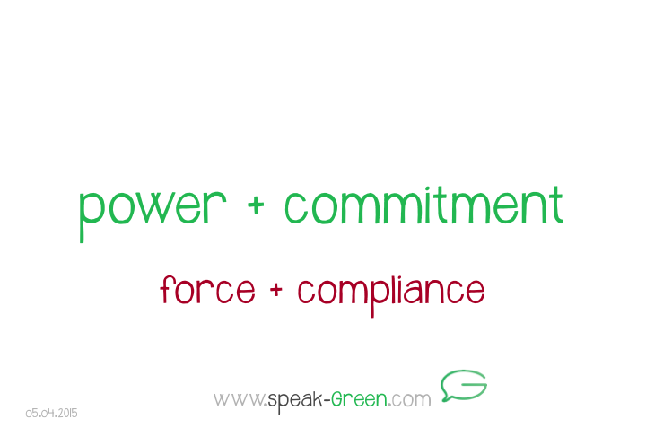 2015-04-05 - power and commitment