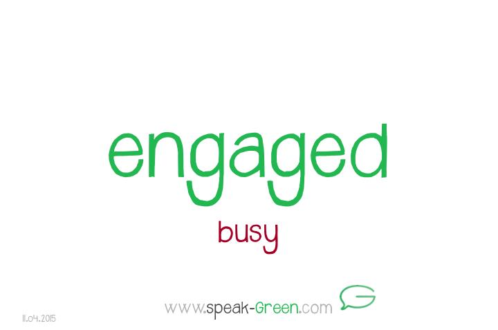 2015-04-11 - engaged