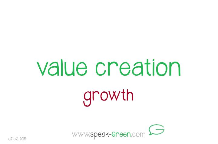 2015-06-07 - value creation
