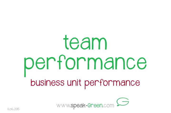 2015-06-11 - team performance