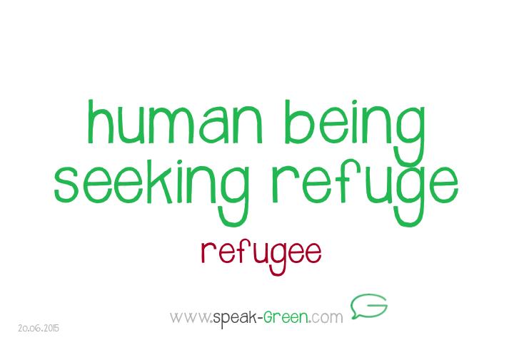 2015-06-20 - human beings seeking refuge