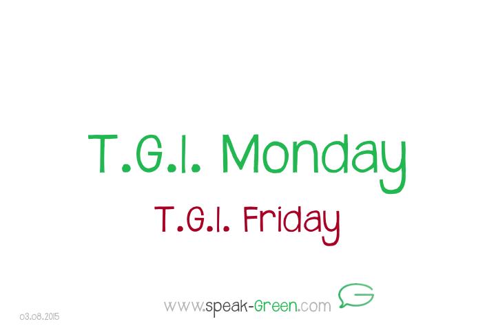 2015-08-03 - T.G.I. Monday