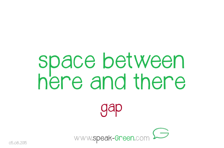 2015-08-05 - space between here and there