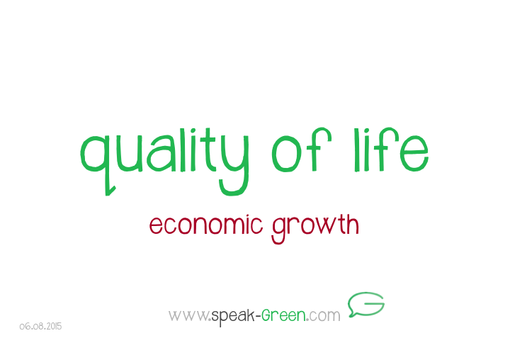 2015-08-06 - quality of life