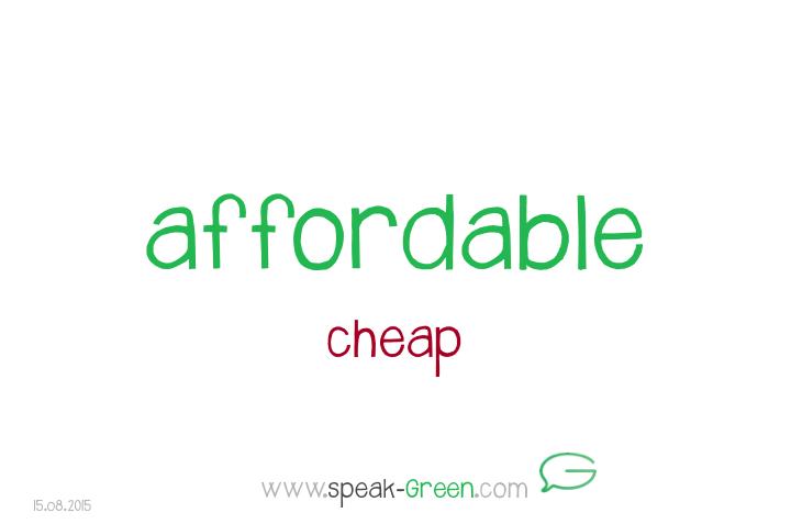 2015-08-15 - affordable