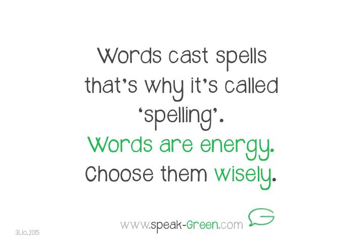 2015-10-31 - spelling