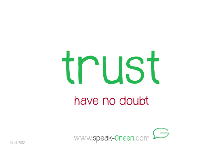2016-01-14 - trust