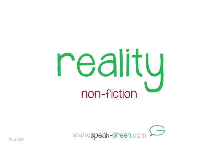 2016-01-18 - reality