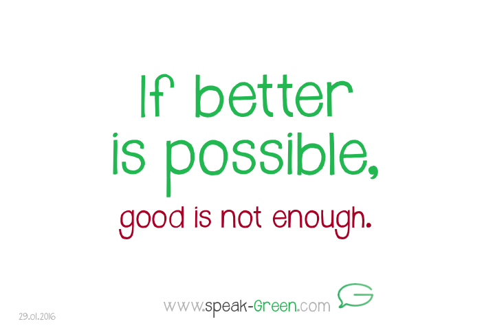 2016-01-29 - better is possible