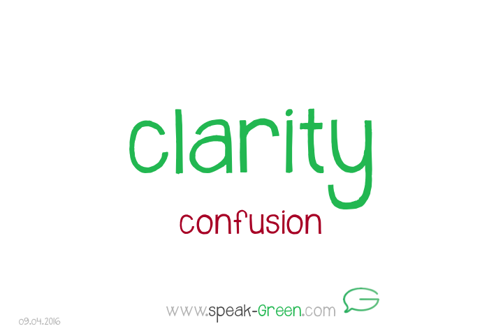 2016-04-09 - clarity