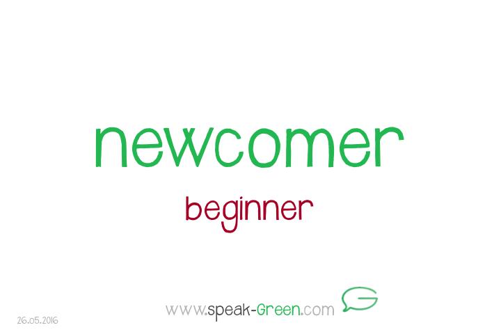 2016-05-26 - newcomer
