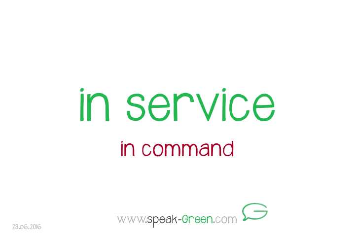 2016-06-23 - in service