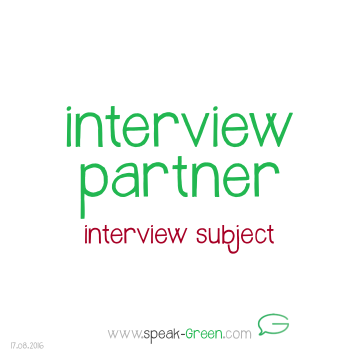 2016-08-17 - interview partner