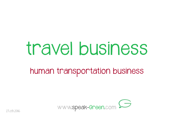 2016-09-27 - travel business