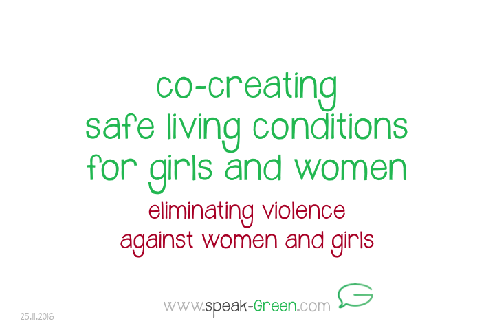 2016-11-25 - co-creating safe living conditions for girls and women