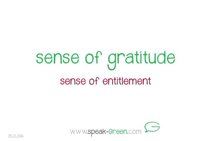 2016-12-25 - sense of gratitude