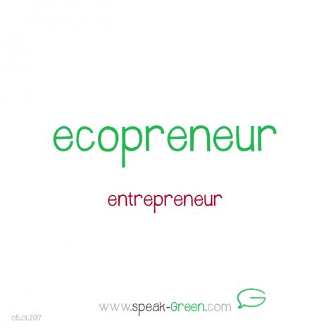 2017-01-05 - ecopreneur