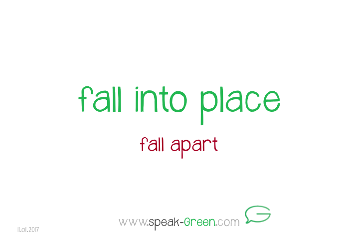 2017-01-11 - fall into place