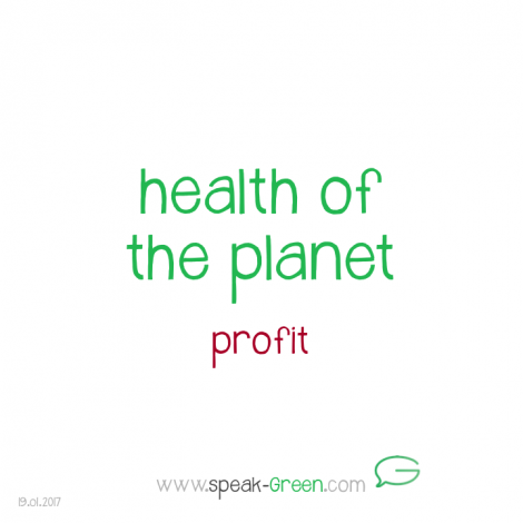 2017-01-19 - health of the planet