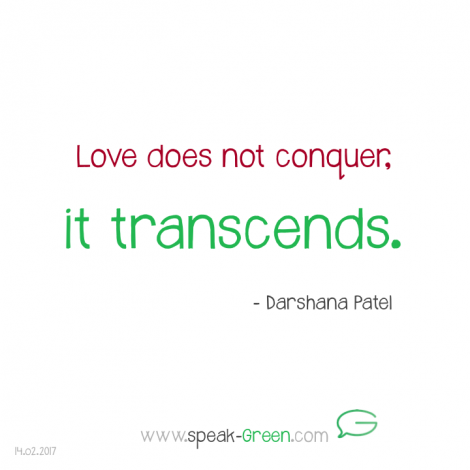 2017-02-14 - love transcends