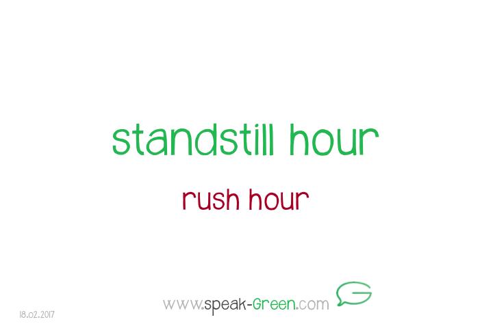 2017-02-18 - standstill hour