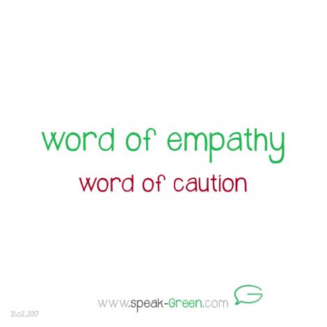 2017-02-21 - word of empathy