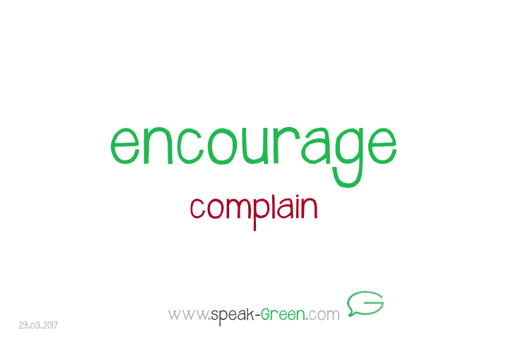 2017-03-29 - encourage