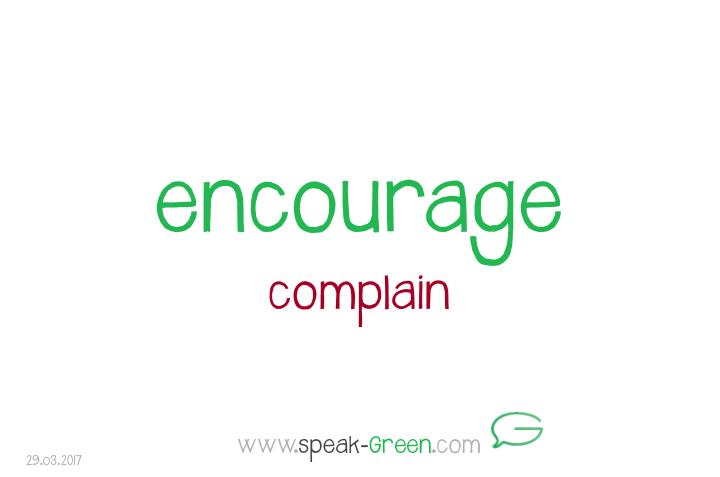2017-03-29 - encourage