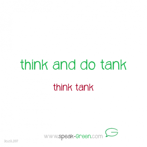2017-03-30 - thank and do tank