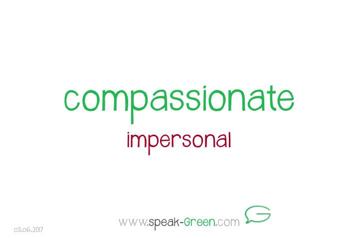 2017-06-03 - compassionate