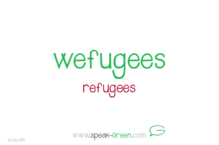 2017-06-20 - wefugees