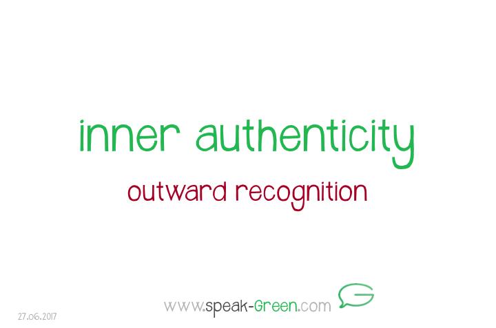 2017-06-27 - inner authenticity